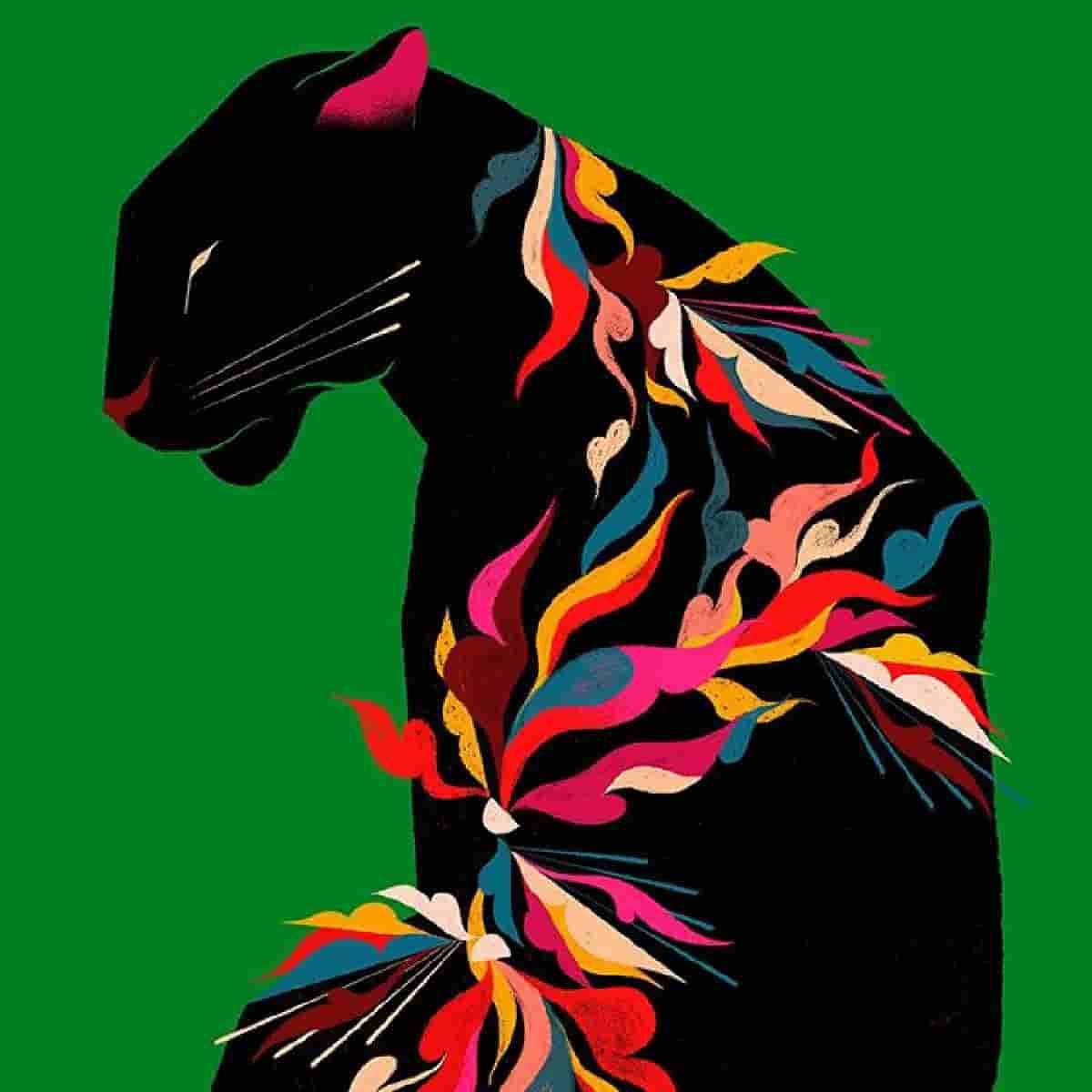 Combining Vibrant Shapes and Simple Lines, Illustrator Willian Santiago Evokes Scenes of Brazil