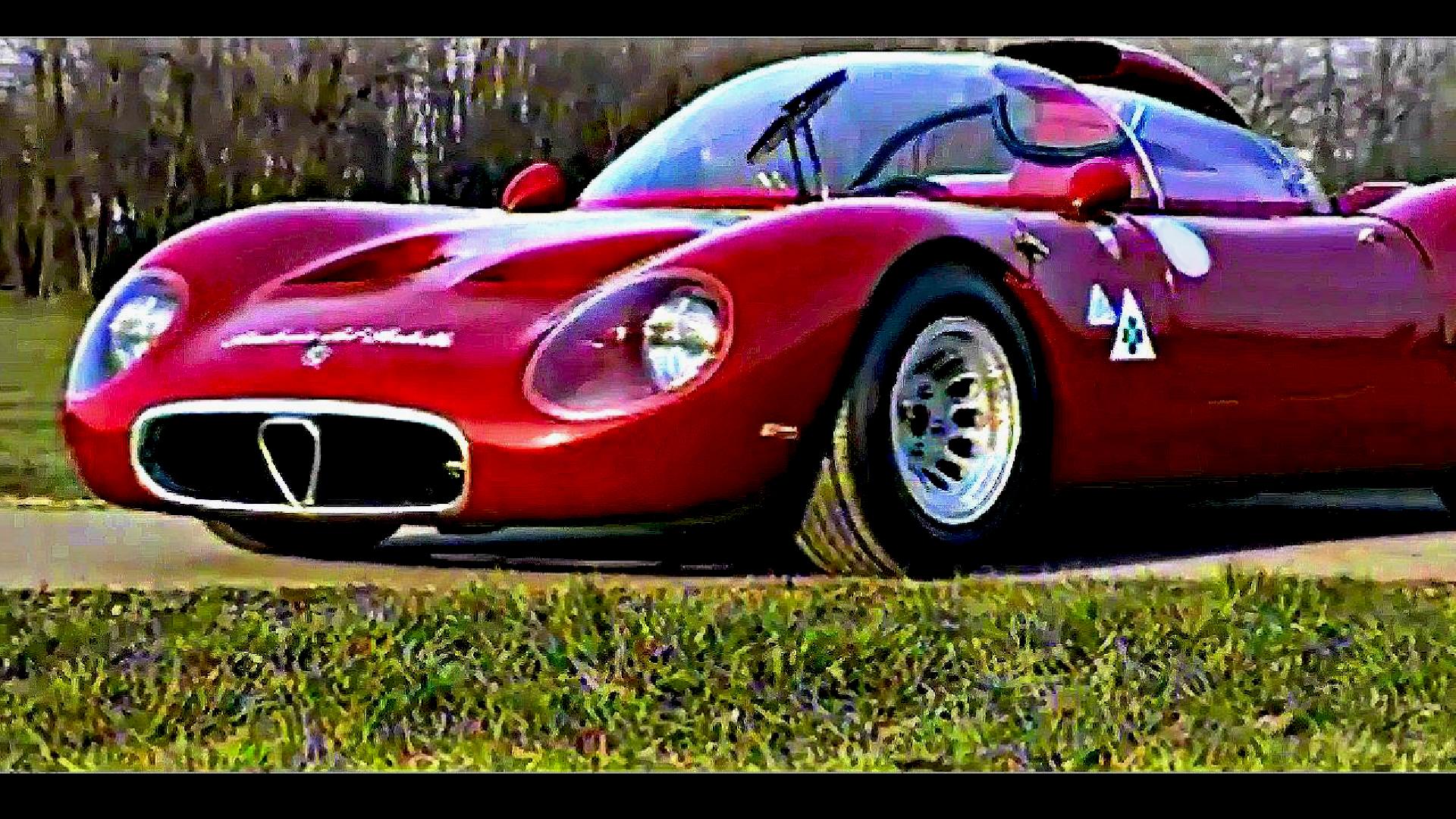 """Mijn Boutique Collectie │ Alfa Romeo 33 """"Periscopica"""""""